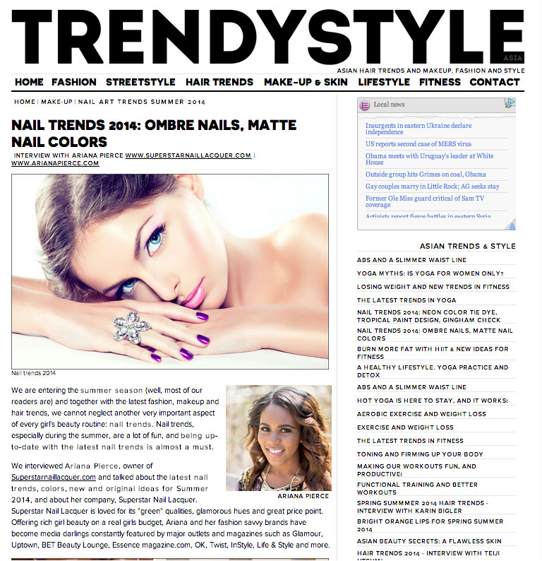 Trendstyle Asia