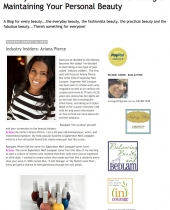 Beauty Becomes Her Blog