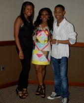 Camara Mathis and Tyler