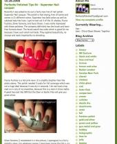 Perfectly Polished Tips blog