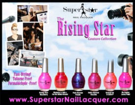 superstar - rising collection
