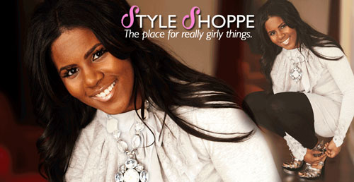 Style Shoppe, the place for all things girly.