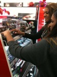 I love shopping for makeup at Sephora's!