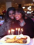 Celebrating my makeup artist, Tennille Price, birthday!