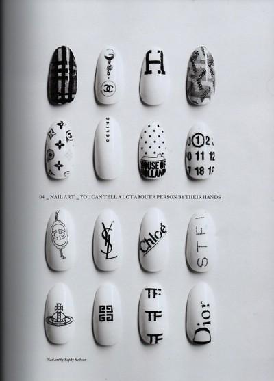Designer Nails For 10