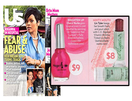 Superstar Nail Lacquer in Us Weekly