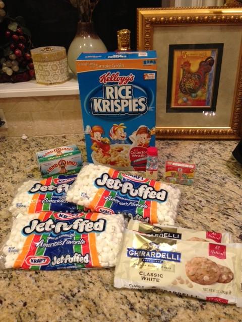 Rise Krisipies Ingredients