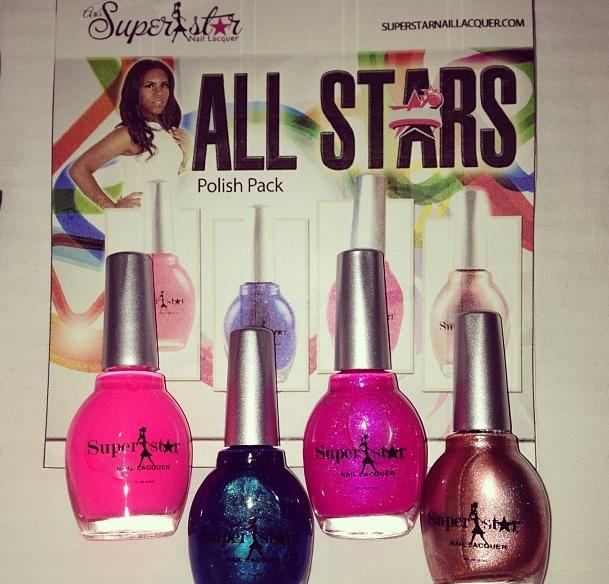 All Stars Polish Pack