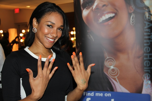 Candice Patton Superstar Nail Lacquer