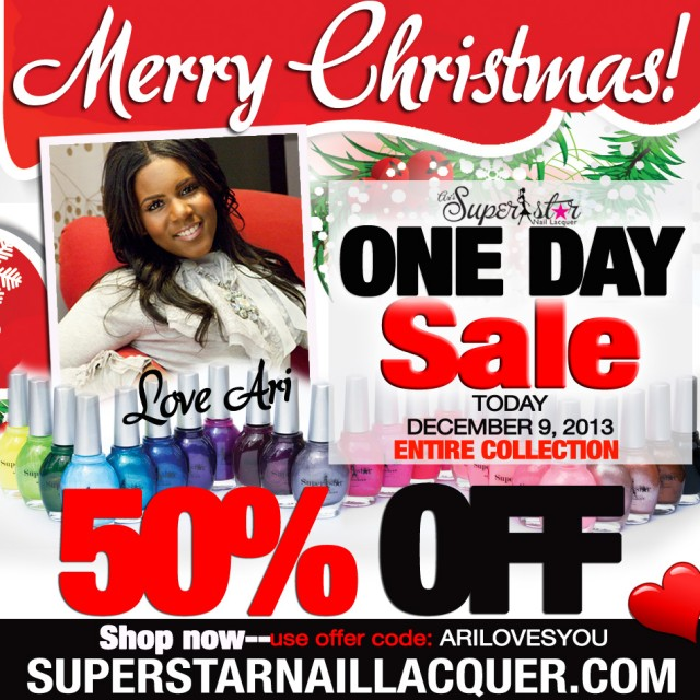 Christmas-sale-2013-SUPERSTAR-1
