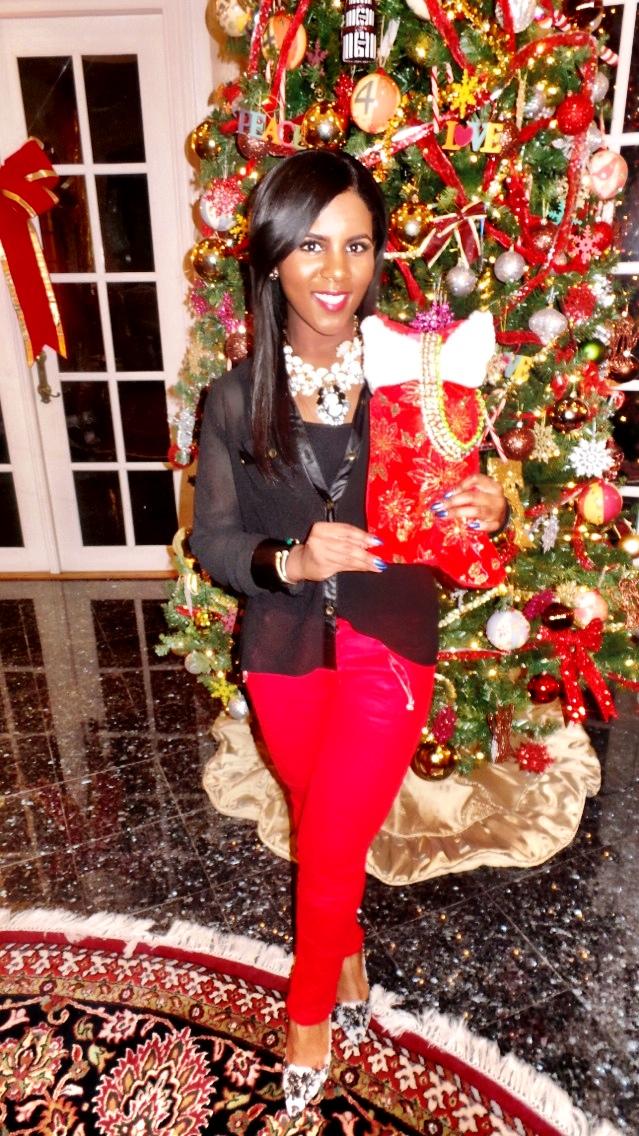 Christmas Stocking Soiree