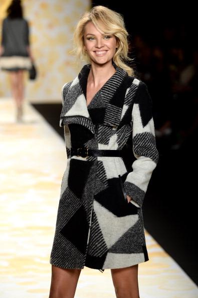 Desigual - Runway - Mercedes-Benz Fashion Week Fall 2014