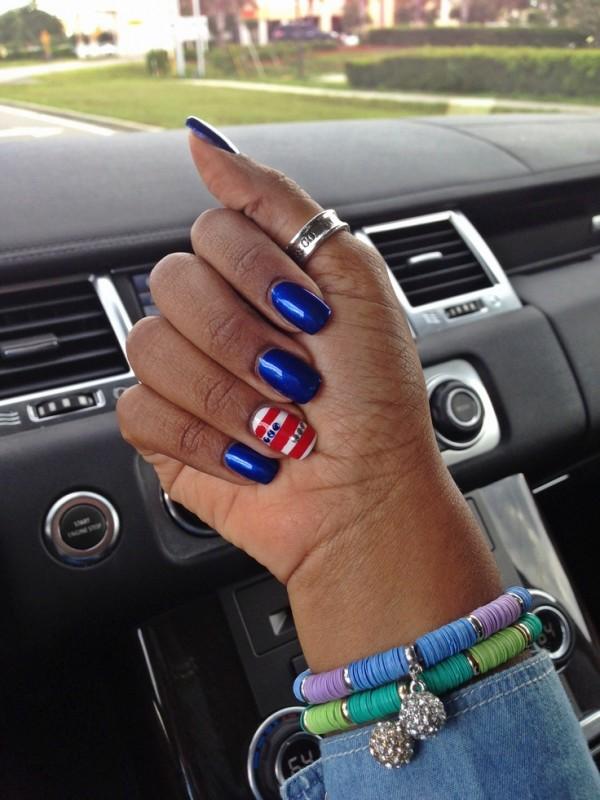 Memorial day nail art inspiration prinsesfo Choice Image