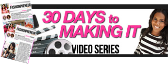 30 Days to Making It Free Video Series