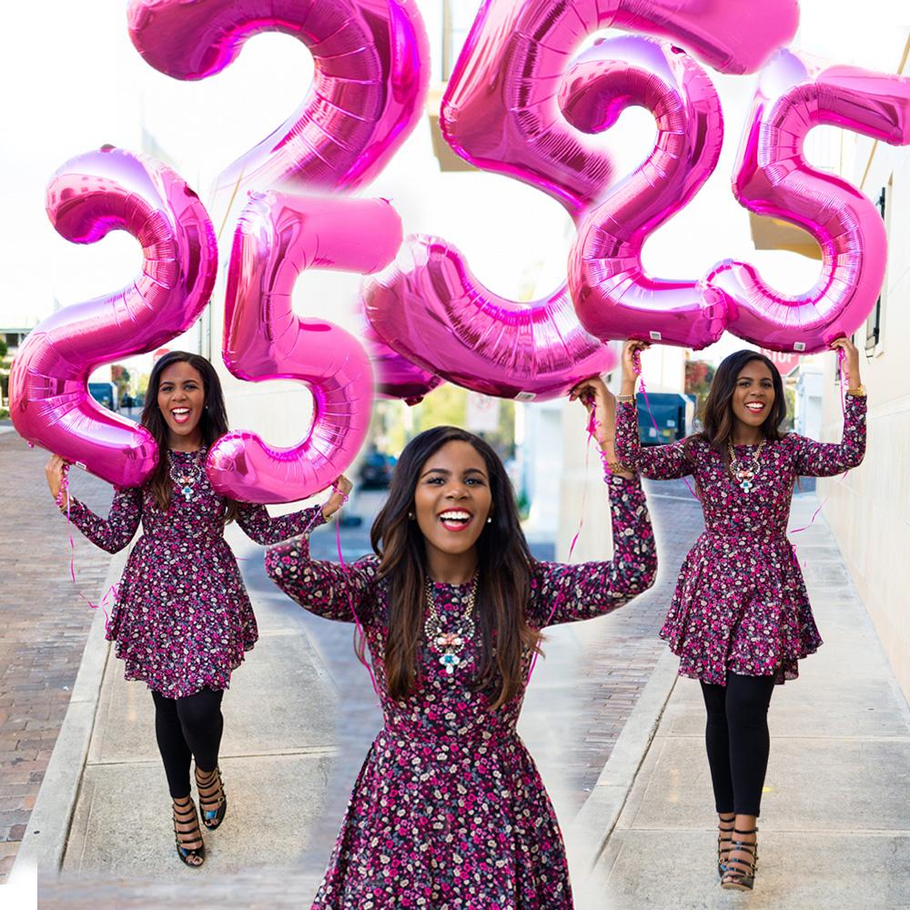 Ariana Pierce Birthday 25