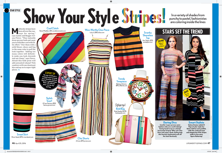 Style Trend Stripes