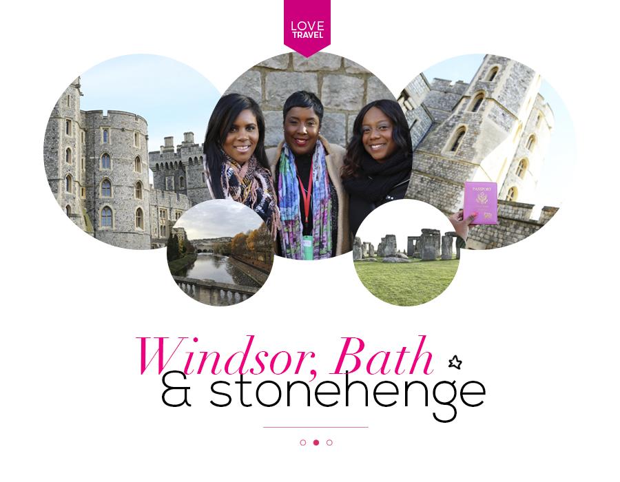 Black Girls Travel Too London